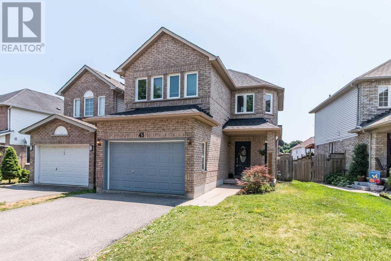 43 LOWNIE CRT, clarington, Ontario