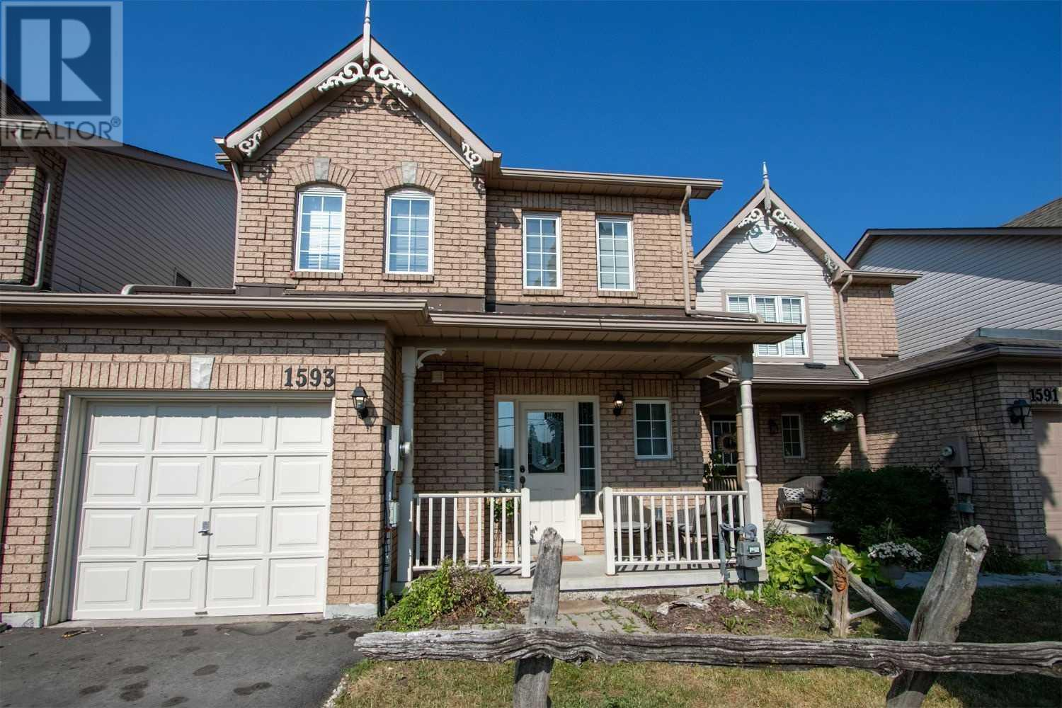 1593 Woodgate Tr, Oshawa, Ontario  L1G 8C8 - Photo 1 - E4828118